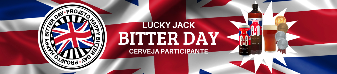 Lucky Jack no Bitter Day!