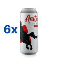 Anita 473ml (16oz.) can 6-pack