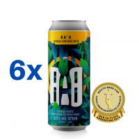 Ka'a 473ml (16oz.) can 6-pack