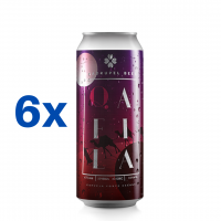 Qafila 473ml (16oz.) can 6-pack