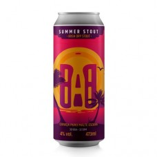 Summer Stout 473ml (16oz.) can